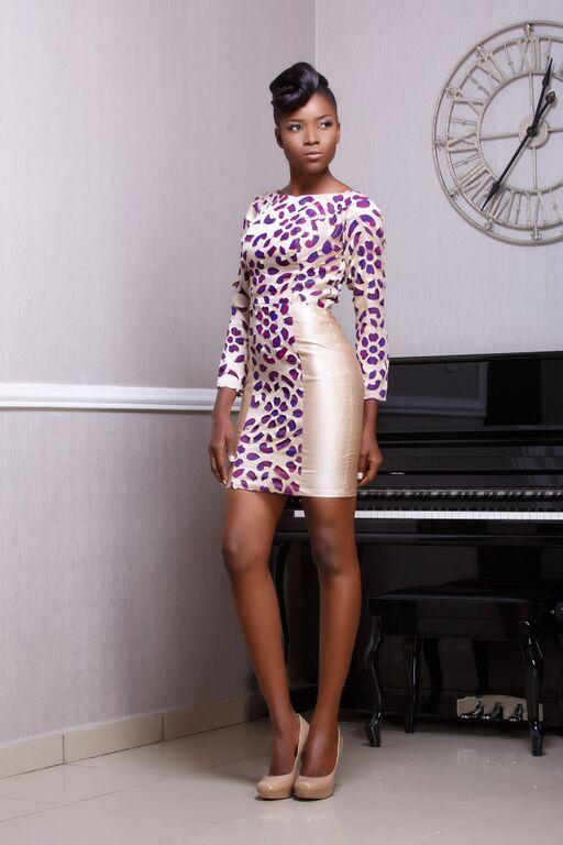 Funke Adepoju Collection ~African fashion, Ankara, kitenge, African women dresses, African prints, African men's fashion, Nigerian style, Ghanaian fashion ~DKK