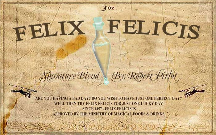 Felix Felicis Tea: