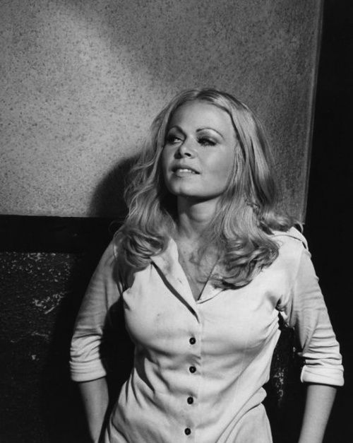 Sally Struthers in The Getaway (Sam Peckinpah, 1972)