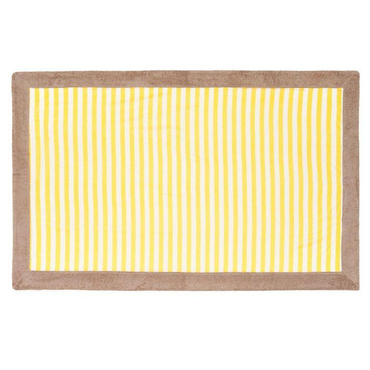 Chaise Longue Yellow Beige | Signature Beach Towel - Sun of a Beach