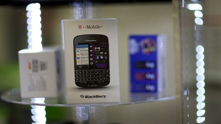 T-Mobile No Longer Can Sell BlackBerry Devices -  [Click on Image Or Source on Top to See Full News]
