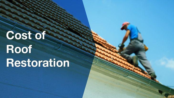 Roof Restoration Melbourne In 2020 Roof Restoration Roofing Estimate Roof