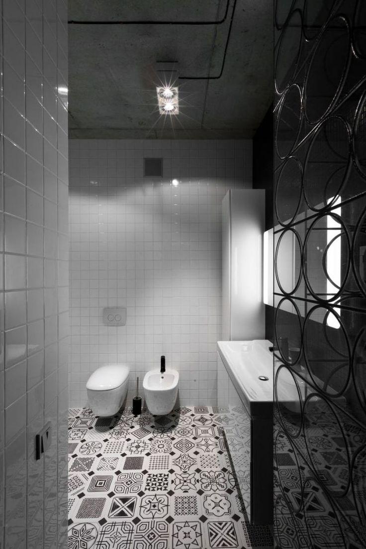 Эта современная украинская квартира с промышленной ноткой была разработана архитекторами и дизайнерами студии Sergey Makhno Architects