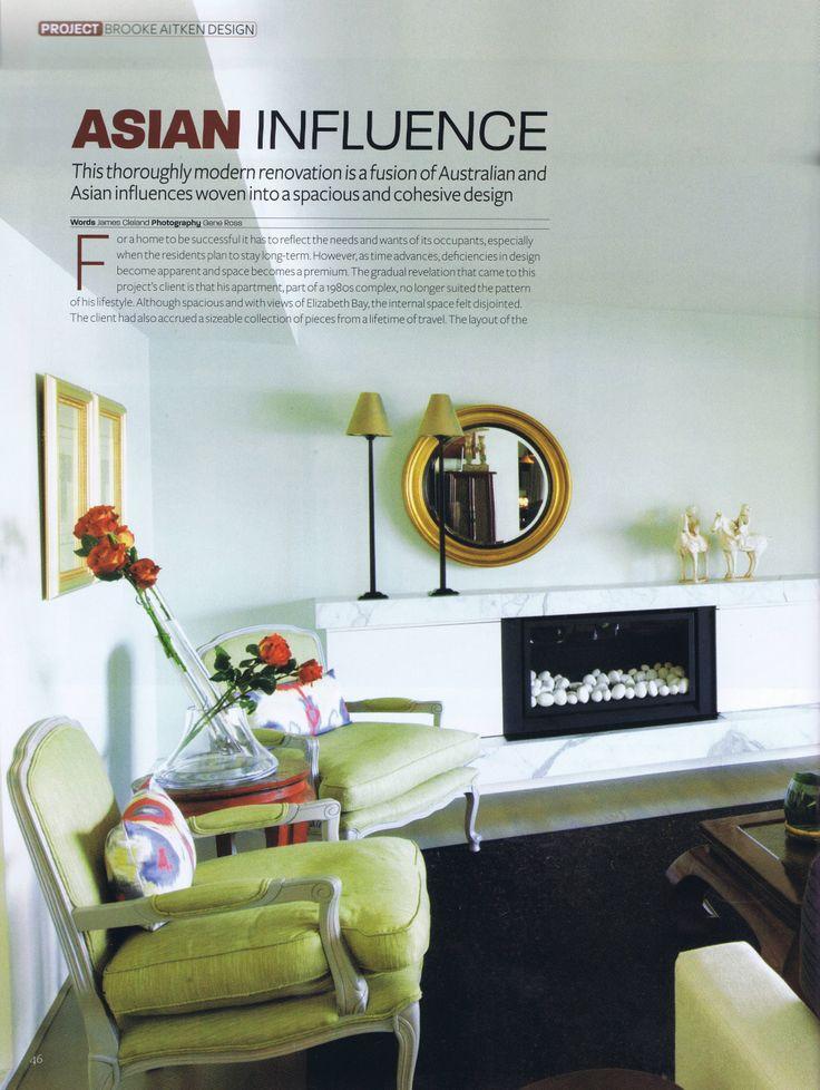 Home Renovation Vol 10 No 1 Page 1 Brooke Aitken Design