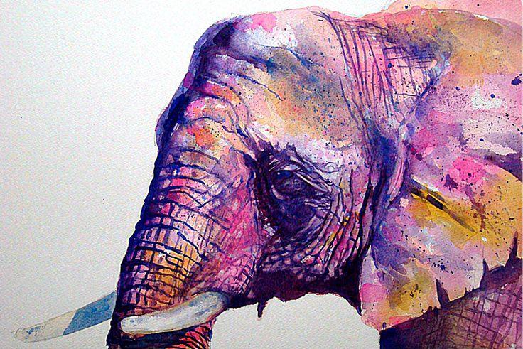 Gerard Hendriks, Afrikaanse Olifant