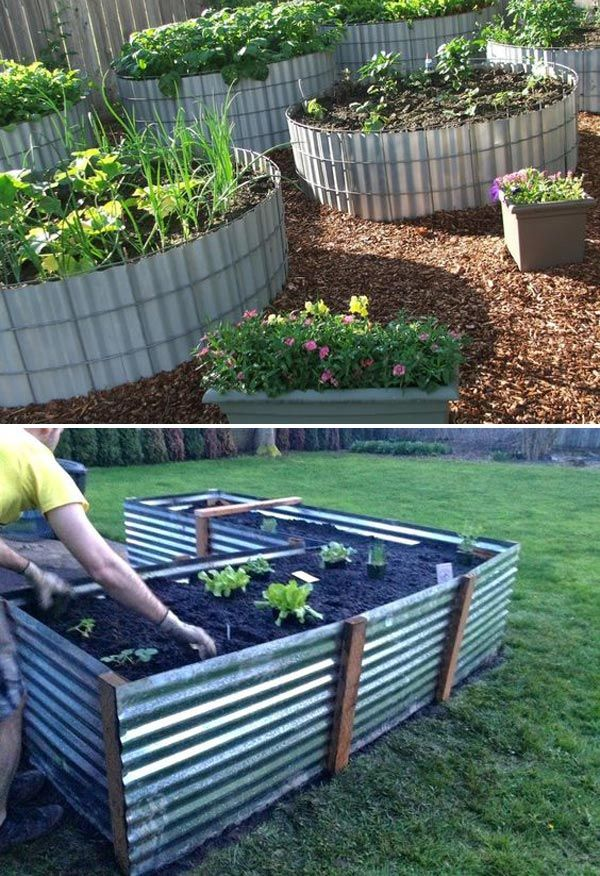 Wachsen Sie Ihre Pflanzen In Erhohten Gartenbeeten Erhohte Gartenbeet Erhohte Beete Pflanzen