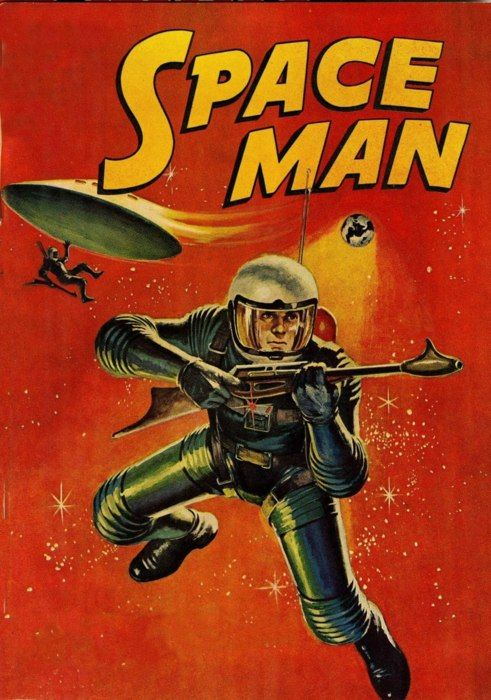 retrogasm:  Space Man