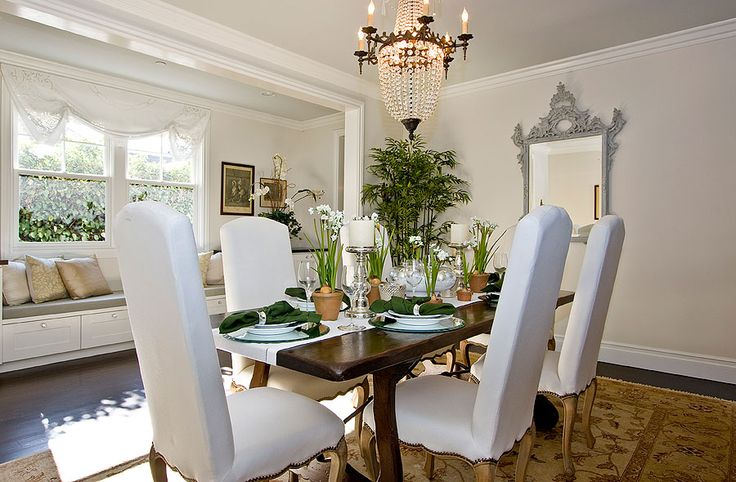 Dining Room Home Staged Perfectly Looks Straight Our Out Of A Magazine Spread