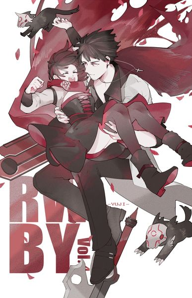 RWBY: RWBY Vol. 4