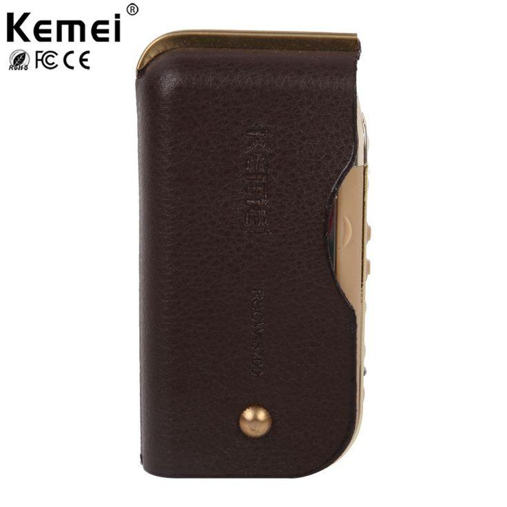 $18.27 (Buy here: https://alitems.com/g/1e8d114494ebda23ff8b16525dc3e8/?i=5&ulp=https%3A%2F%2Fwww.aliexpress.com%2Fitem%2FElectric-Razor-For-Men-2016-New-Brand-KEMEI-Men-s-Electric-Shaver-Rechargeable-Shaving-Machine-maquina%2F32666666743.html ) Electric Razor For Men 2016 New Brand Hot KEMEI Men's Electric Shaver Rechargeable Shaving Machine maquina de barbear KM-5700 for just $18.27