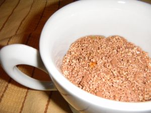 Popped Amaranth And Toasted Wheat Berry Fool Recipe — Dishmaps