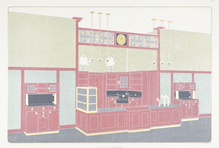 Inv. Richard Müller, Wien | Julius Hoffmann Verlag | 1903 | Schola Graphidis Art Collection, Hungarian University Of Fine Arts - High School Of Visual Arts, Budapest | CC BY-SA