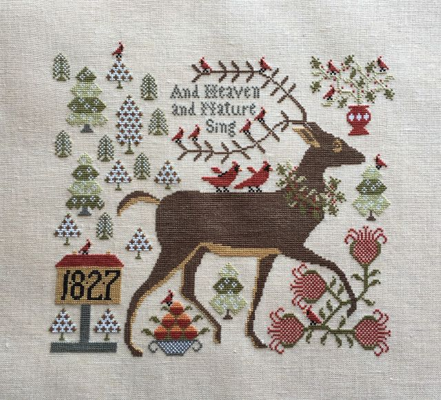 480 Best Images On Pinterest Cross Stitching Spring And Beautiful