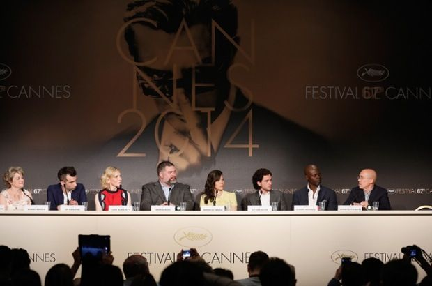 El elenco de How to Train Your Dragon 2 fue foco de atención durante el Festival de Cannes