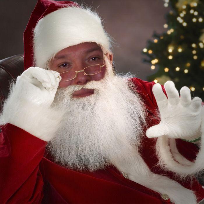 В Финляндии на Рождество все дедушки такие: