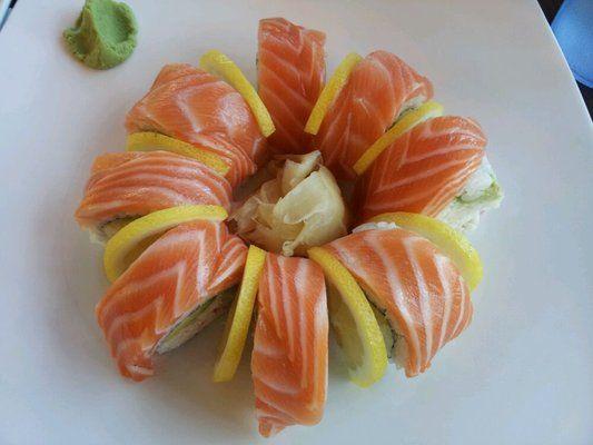 DoMo Sushi - Alaska Roll