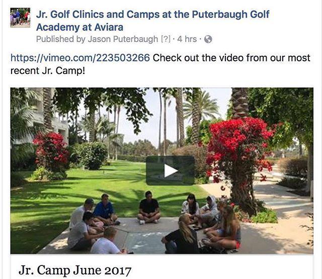 How much fun can you have in 5 days and learn golf? Link in bio. #juniorgolf #juniorgolfer #sandiegojuniorgolf #scga #carlsbad #sandiego #instagolf #golf #california #summercamp #callawaygolf #gearsperformancecenter #womenwithdrive #womensgolf #ajga #lpgatour #pgatour #juniorgolfcamp #juniorgolflist #golfinphoenix #ladygolfers #lajolla #delmar #tigermom #ranchosantafe #palosverdesgolfclub #palosverdes #womensgolfjournal #scpga #sandiegogolf #instagolf #lajollalocals #sandiegoconnection…
