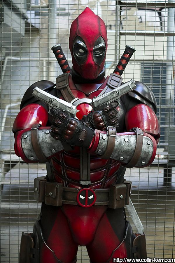 best deadpool cosplay - Google Search