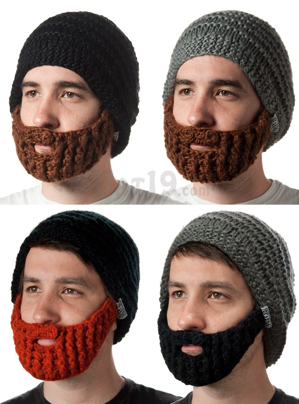 Crocheting Urban Dictionary : Urban dictionary: Beardo - a weirdo with a beard. The knit hats, with ...