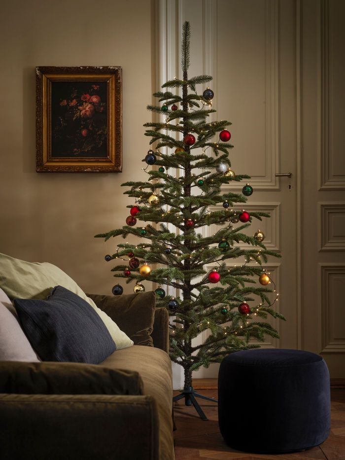 First Look At Ikea S 2020 Christmas Collection In 2020 Ikea Christmas Decorations Ikea Christmas Christmas Decorations