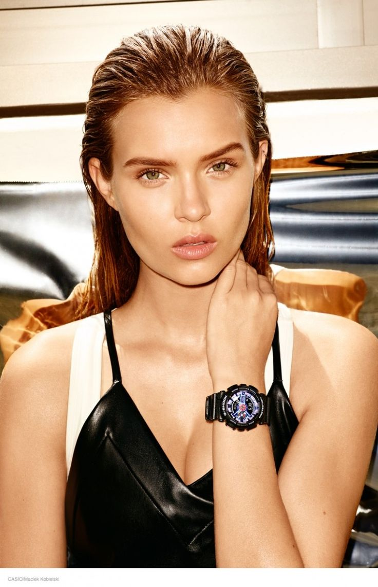 Casio G Shock Launches First Womens Watches, Taps Josephine Skriver to Model