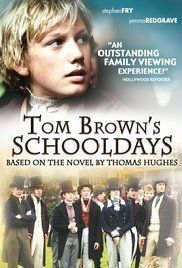 Alex Pettyfer plays 'Tom Brown' in this 2005 production of the novel by Thomas Hughes.