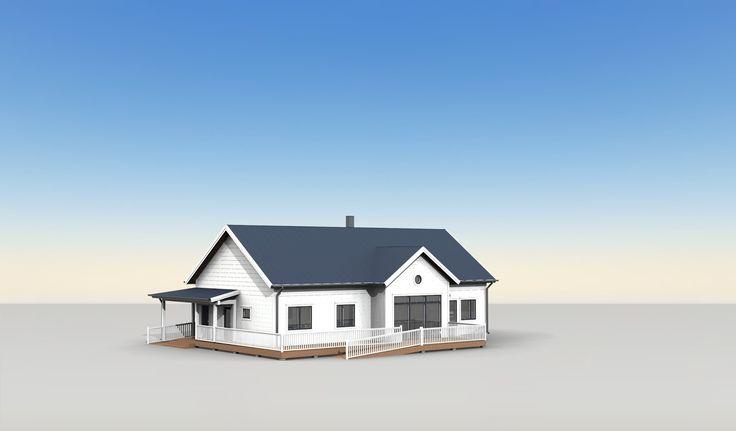 Esteetön talo, wheelchair accessible house