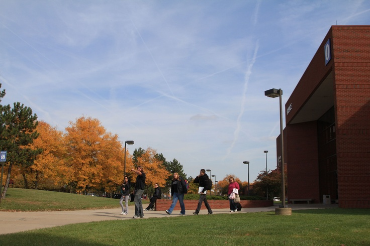 Macomb community college south campus closed due to power outage