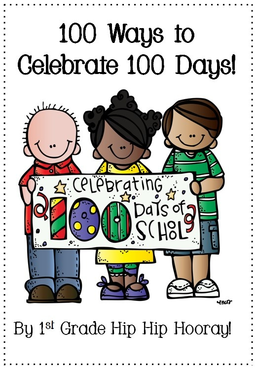 1st grade hip hip hooray preparing for the 100th day freebie
