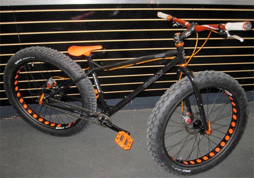 Fat-Tire Trials Bike from Surly