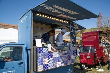 abrir un negocio de restaurante móvil o food truck