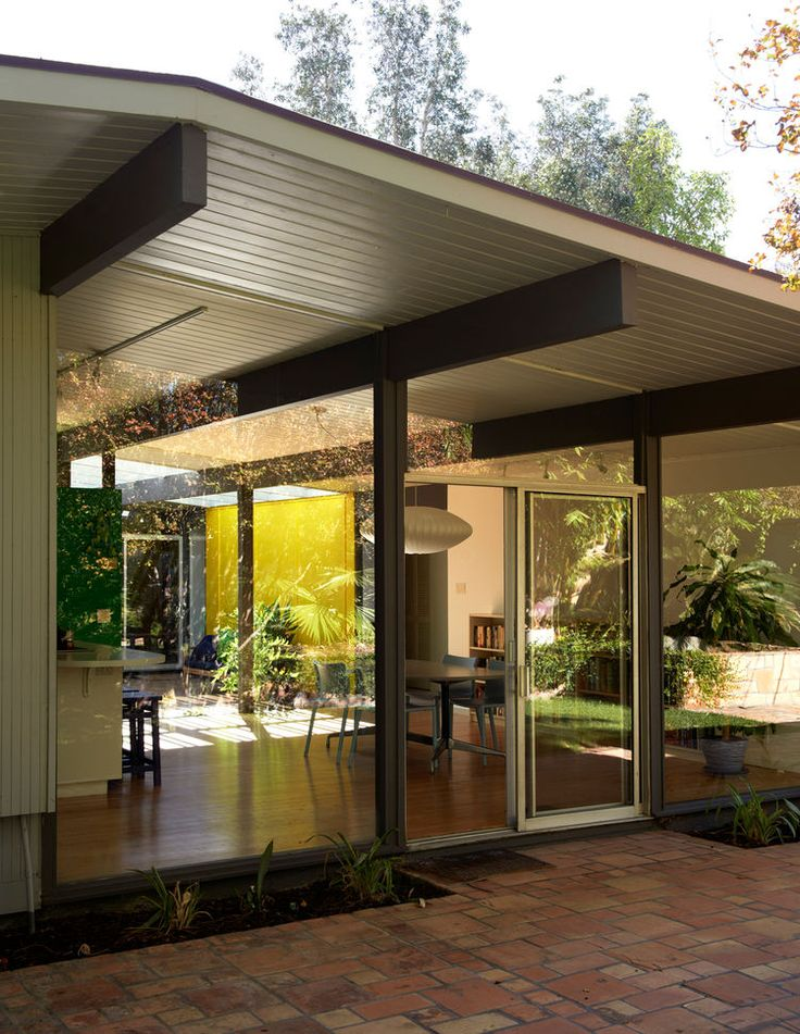 25 best ideas about midcentury outdoor lighting on pinterest for Eichler designs