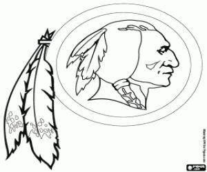 Redskinsdrawings | Washington Redskins logo, american football franchise in NFC East ...