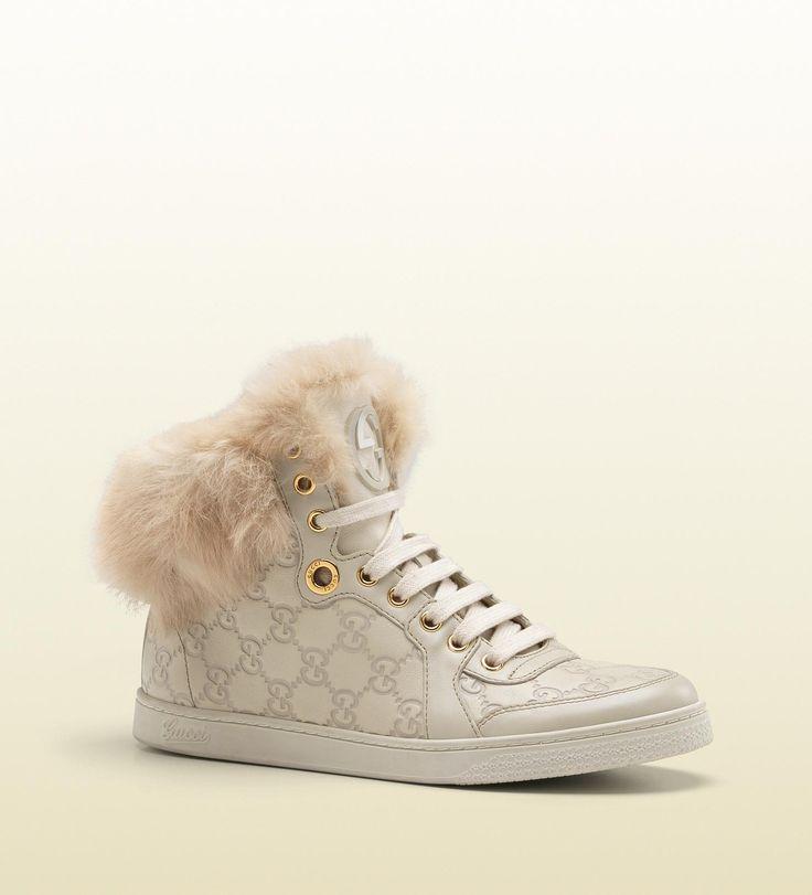 Chaussure Gucci Fourrure Femme