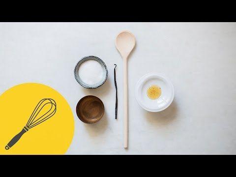 Vanilleextrakt selber machen | Einfach und lecker, ganz ohne Alkohol | Küchentipp | How To - YouTube