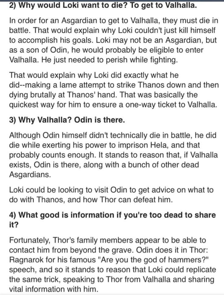 Got Fan Theorien