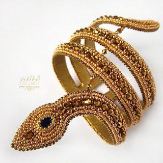 Biżuteria ręcznie robiona - Handmade jewelry: Starożytny Egipt