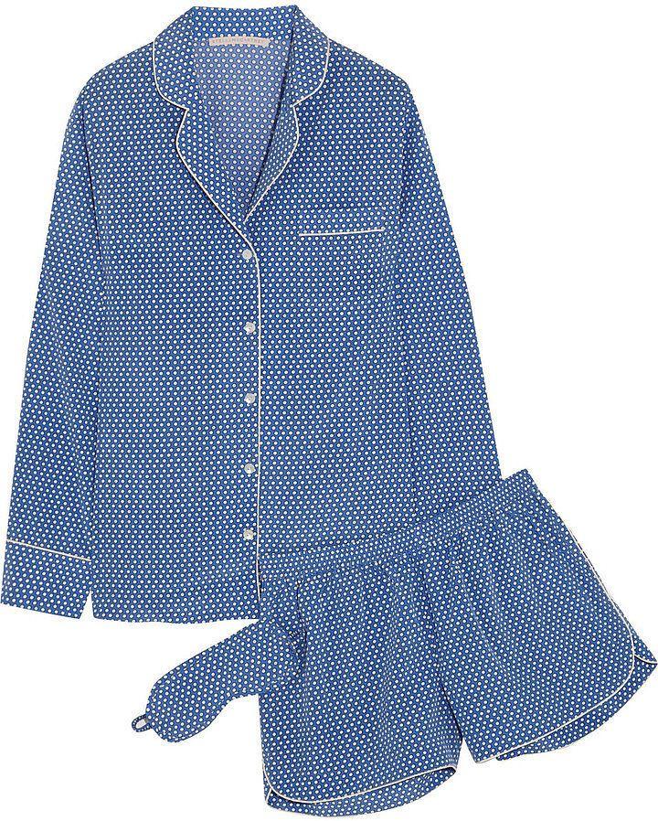 Stella McCartney Olivia Pajama Set ($425)