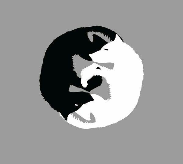 Die besten 17 Ideen zu Significado De Yin Yang auf Pinterest | Yin ...