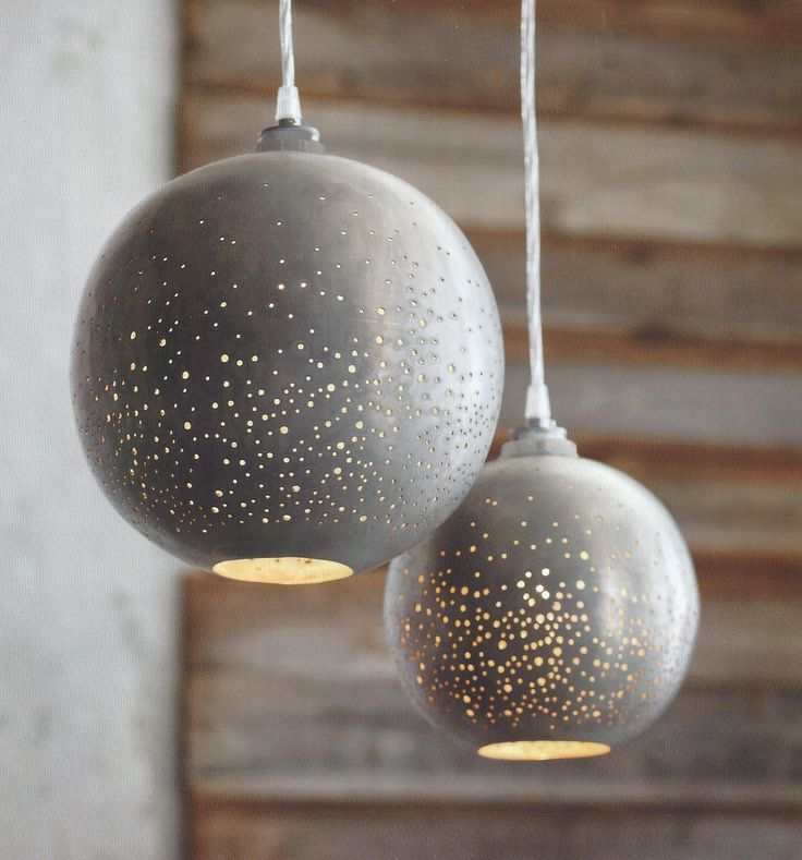 Constellation Pendant Lamps   110.00