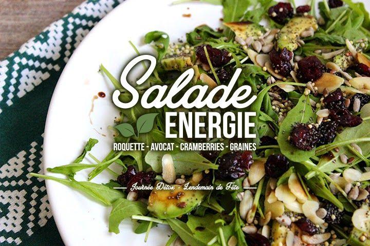 """Blog Cuisine & DIY Bordeaux - Bonjour Darling - Anne-Laure: Ma journée """"Lendemain de fête"""" #2 : La salade du midi"""
