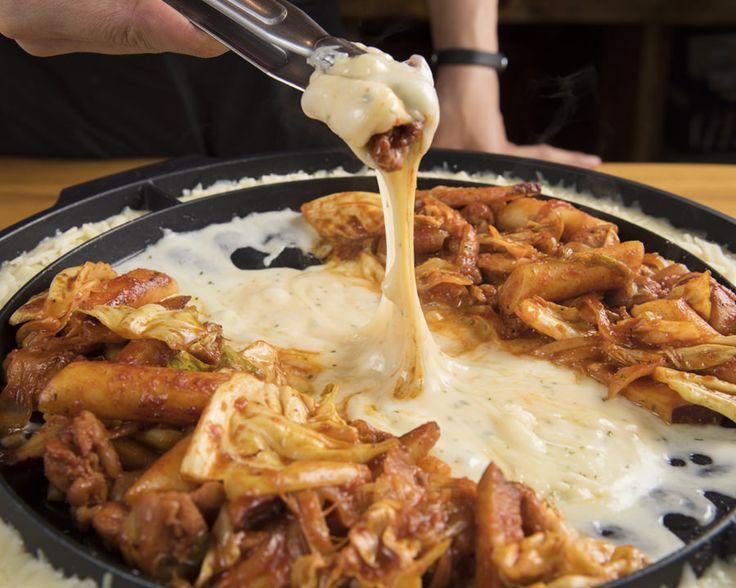 市場タッカルビ(大久保/韓国料理) - ぐるなび