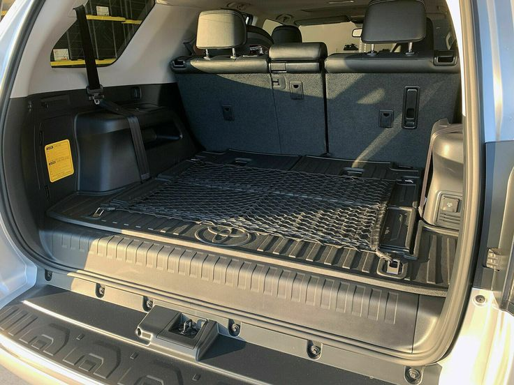 Trunk Floor Style Cargo Net for TOYOTA 4RUNNER 4 RUNNER