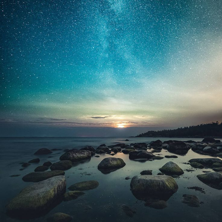 Sensational Night Shots by Mikko Lagerstedt – Fubiz Media