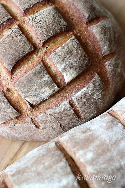Lekki chleb żytni