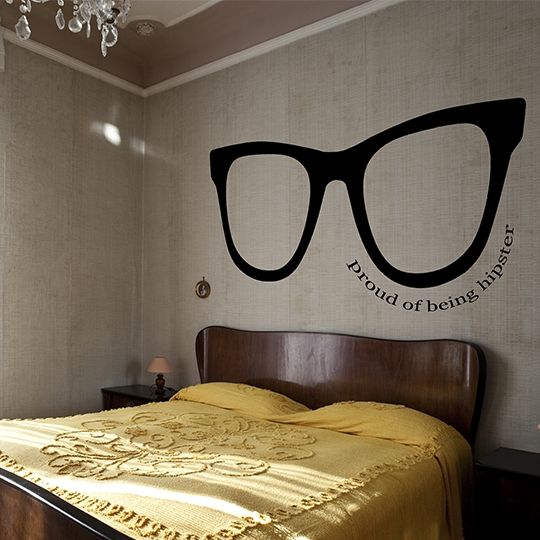 HIPSTA Style: Glasses decal b Big-trix.pl | #hipster #rayban #wallpaper