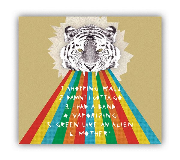 UNDISCO KIDD Ep (Hopetone Records, 2014) on Behance