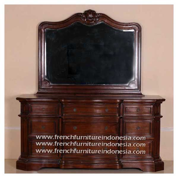 Order Wilson Dressing Mirror From Mahogany Furniture Exporter. We are reproduction 100 % export Furniture manufacture with French furniture style,vintage furniture style,shabby chic style and high quality Finishing. This Dresser Mirror Table is made from mahogany wood with good quality and treatment process and the design has a strong contruction, suitable to your home. #FurnitureOnline #WholesaleFurniture #CustomFurniture #FurnitureManufacturer #ExporterFurniture
