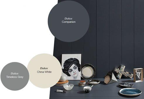 companion colour range dulux
