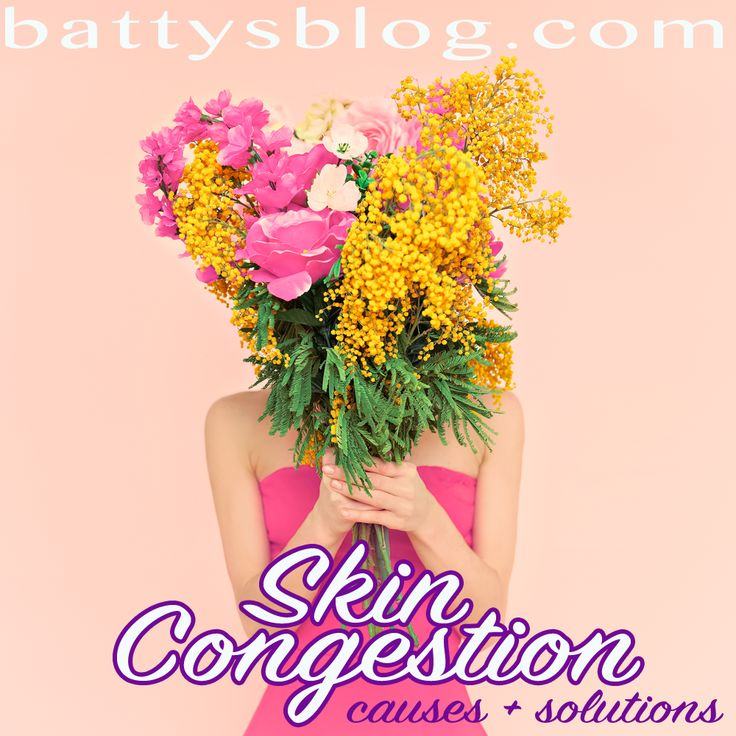 We talk a lot about the common causes of acne here at BattysBlog.com and today's no exception! Today we're talking about congested pores – one of the most common triggers for acne. What is congestion? Whether it's sinus congestion or pore congestion, we're not talking about anything good! In simplest terms, congestion in your skin …
